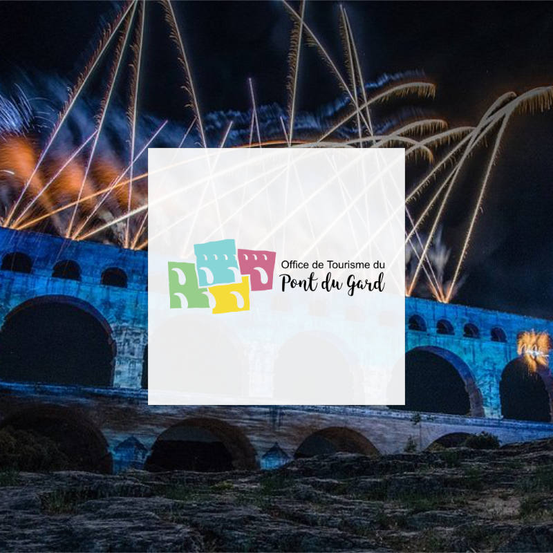 Office de tourisme Pont du Gard
