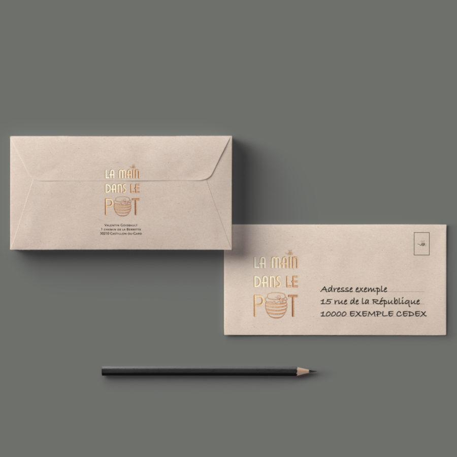 Enveloppes apiculteur