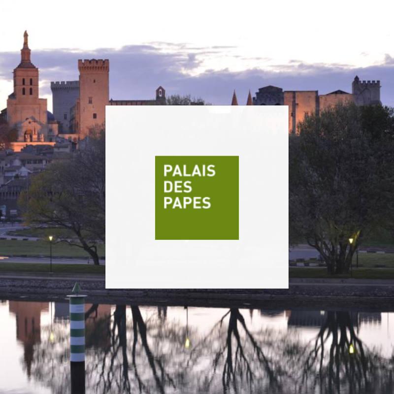 Page d'accueil Palais des Papes