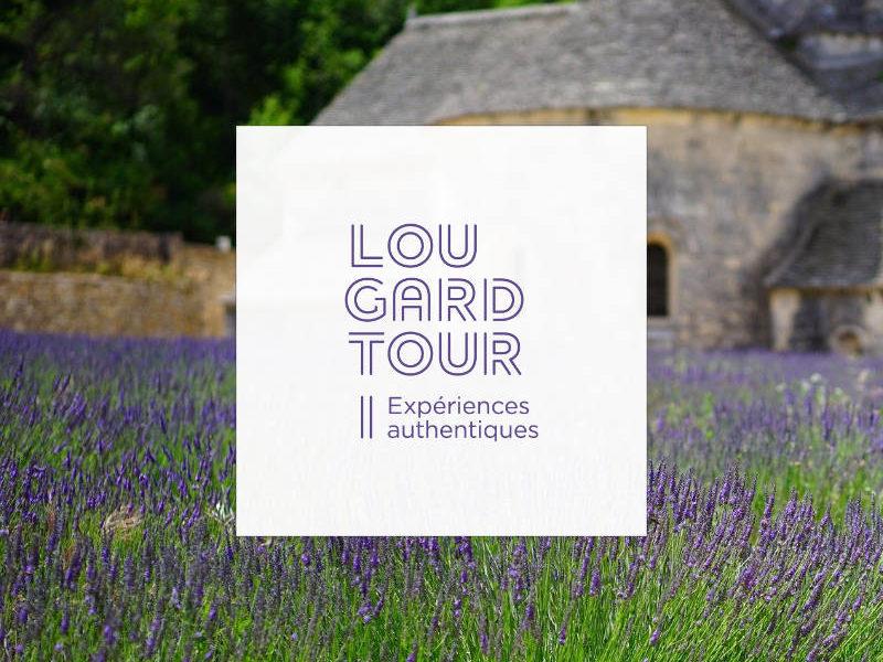 Logo Lou Gard tour